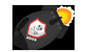 Logo DDoS